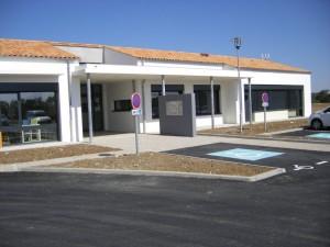 RPI - Ecole de Bouhet (17540)